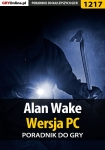 ebook: Alan Wake - PC - poradnik do gry - Artur