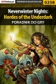 ebook: Neverwinter Nights: Hordes of the Underdark - poradnik do gry - Piotr